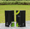 promotional jute made foldable shopping bag low price