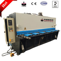Made In China LVD Brand CNC shearing machine,guillotina hidraulicas,thin plate shears