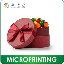 Custom Printed Rigid Cardboard Paper Candy Box/Chocolate Box/Chocolate Packaging Box Service