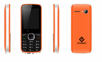 2.4 inch quad band gsm 850/900/1800/1900mhz etoway mobile phone
