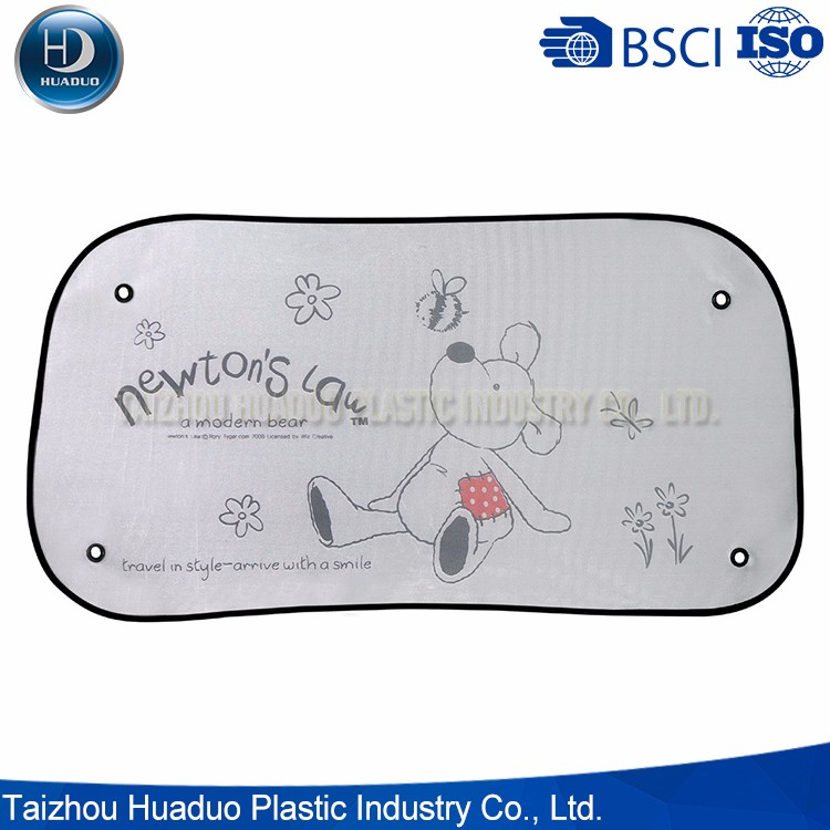 China Manufacture Professional Five Star Car Rear Side Window Sun Shades