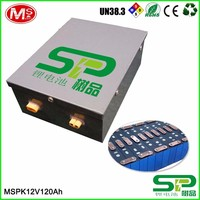 New Rechargeable Lithium Battery Pack For