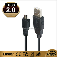 Alibaba china supplier for Mobile, Camera, MP4,PDA double sided mini USB cable