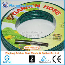 "1/2'' 5/8"" 3/4"" 1"" pvc flexible garden water hose pipe"