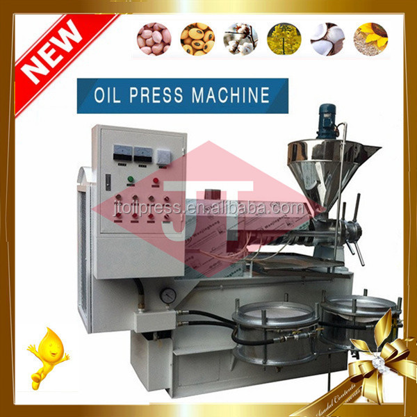 China low price cooking oil press refine peanut sesame small cold soybean oil manufacturers in maharashtra