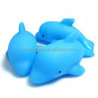 Happy shower rubber bath toys
