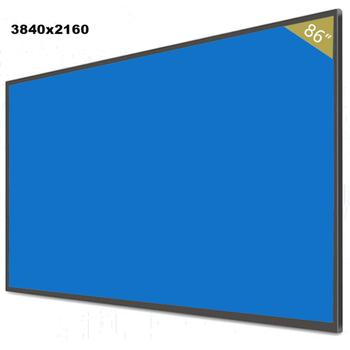"2500 nits high brightness sun-light readable 86"" 3840*2160 IPS LCD TV PANEL for digital signage and interactive whiteboard"