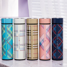 Stainless steel 500ml thermos vacuum flask keeps drinks hot and cold for 24 hours
