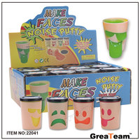 novelty make faces noise putty practical joke toys/items