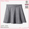 Latest desgin fancy women's clothing garment apparel direct factory OEM/ODM manufacturing knitting wear cute girls mini skirt