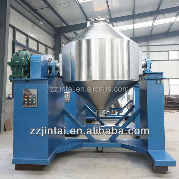 2016 double cone mixer hwo to maintain accounts and control for tea powder blending and retrade business