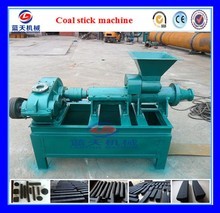 30 years Strong Durability Coal Rods Extruding Machine/charcoal Stick Extruder