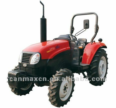 50HP Farm Wheel Tractor