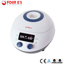 High Speed 15000rpm CE Certificated Lab Micro Centrifuge Machine for Chemical