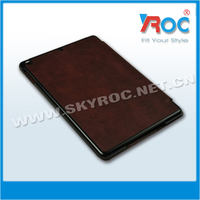 2014 lastest retro style stand leather case for ipad 5 air
