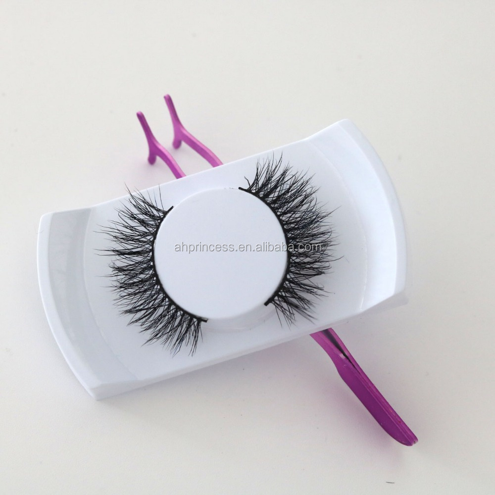 Wholesale Chinese real mink 3d eyelashes private label mink lashes