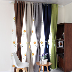 High quality hot sale china wholesale hotel blackout curtain turkey