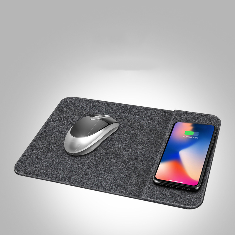 mobile phones factories in china wireless charger 2 in 1 mouse pad wireless charger <strong>module</strong>