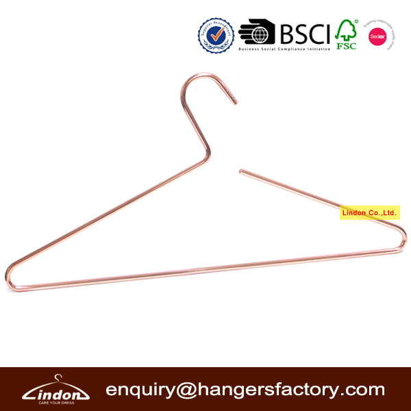 Assessed Supplier LINDON metal wire spiral copper hanger