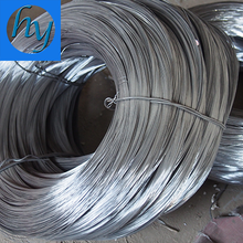 12 Gauge Electro Galvanized Wire/GI Wire Manufacturing