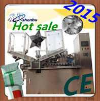 Semi-auto Silicon Gel Filling and Capping Machine