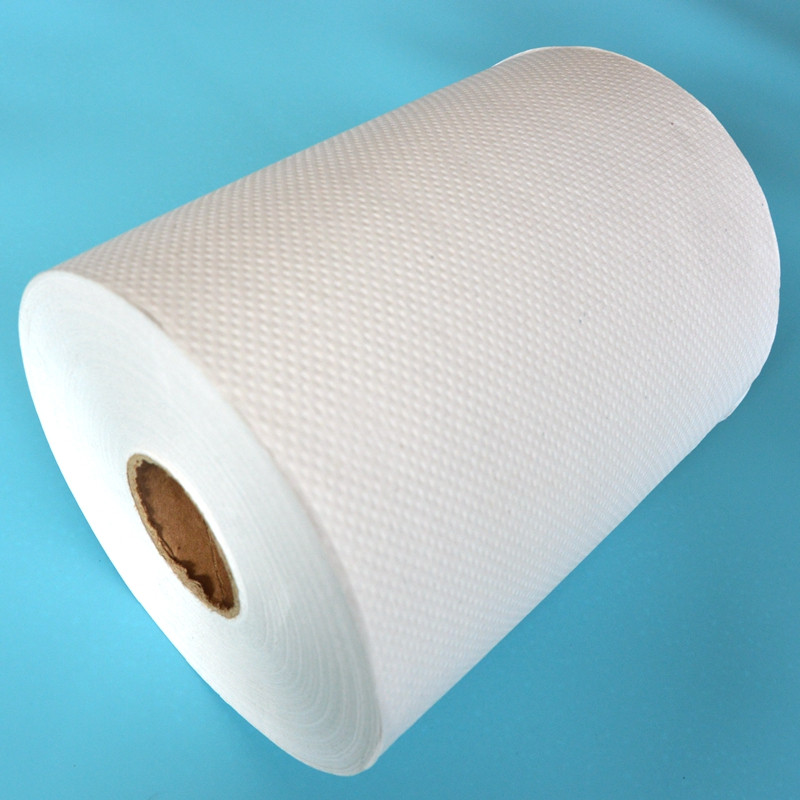 High quality absorbent 28gsm TAD Kitchen paper towels
