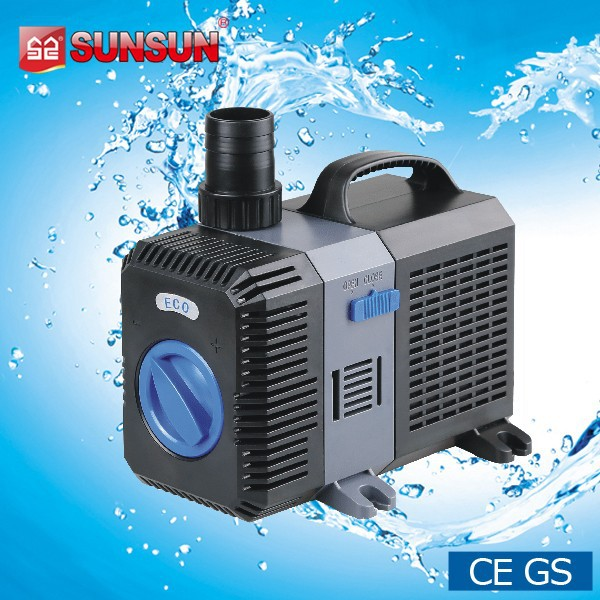 H-Max 3.3m CTP-5000 30w 5000L/h flushing water pump