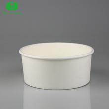 Custom Printed Bowl for Dessert/Rice/Noodles/Paper Soup Bowl