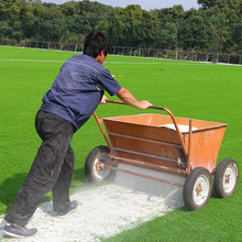 Manual Sand Infill Brushing Machine For Artificial Field