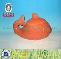 2014 fashion ceramic home decorations fish