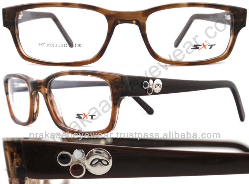De alta calidad hechos a mano acetato de monturas de gafas- sxt ...