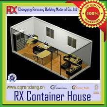 Mobile container house / accommodation container house / used mobile office