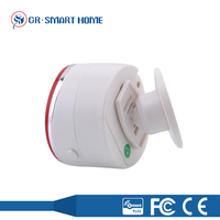 Zwave Security Amp Protection Alarm Sensor