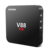 Free shipping 2017 V88 RK3229 tv box mini pc fan Android 5.1 1G Ram 8G Rom 4 USB TV Box full hd 1080p android tv box support 4k