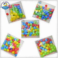 75MM Hollow Ball Plastic Floating Toy Ball Supplier From China