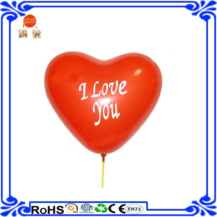 3g Heart Shaped Latex Balloons Wedding Birthday Party Decoration