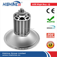 Best price 150W 200W 300W colourful cover led high bay & low bay lighting factory