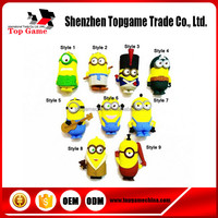 Cartoon Despicable Me Cute Minions Power Bank 8800mAh Emergency Phone Charger Universal for Smartphone