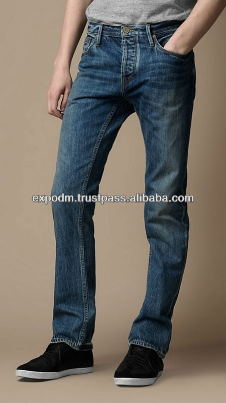 2013 Fashion Casual Jeans For Men Cheap New Brand Jeans