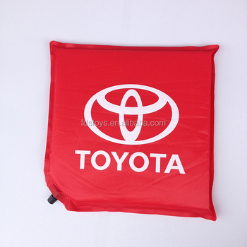 High quality inflatable foldable vehicle sign seat cushion