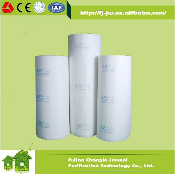 Manufacture Polyester Cotton Powder Spray Booths Ceiling Filter