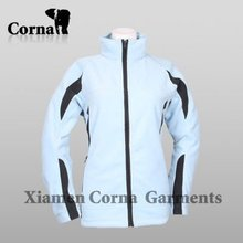 Fashion Professional Manufacture Outdoor winter cloth waterproof coat slimming ski jacket
