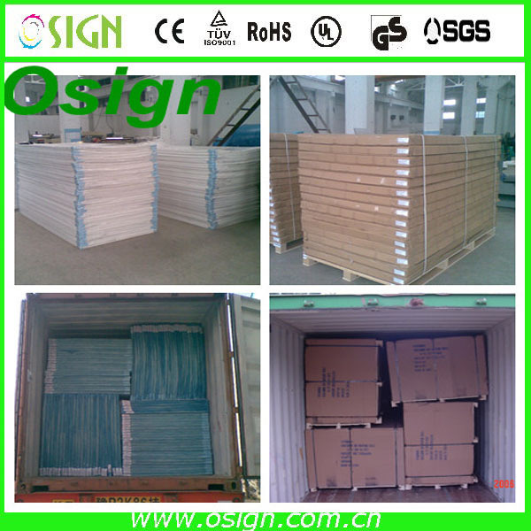 Corrugated Plastic Board At Lowe S : Pp corrugated plastic sheet flexible clear sheets