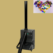 Pro Stage Disco DJ Wedding Ceremony Party Machine Paper Blower Confetti Salute Machine 1500Watt