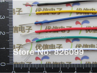 Free shipping Blue 1007 24awg 300v good quality electronic wire electrical cables electronic components with lower price