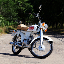 LUOJIA LJ70-E retro styling motorcycle