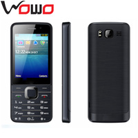 "2.8"" cheap cell phone 9500 dual sim feature phone with whatsapp"