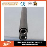 ST37 steel material properties seamless carbon steel pipe