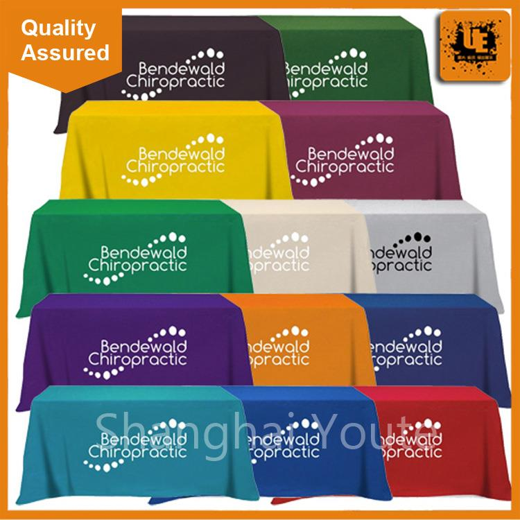 Do you like promotional table cloth,customize tablecloth with SGS certificate