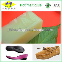 Footwear APAO Hot Melt Adhesive glue for shoes sole